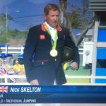 Individual Olympic Gold for Nick Skelton and Big Star