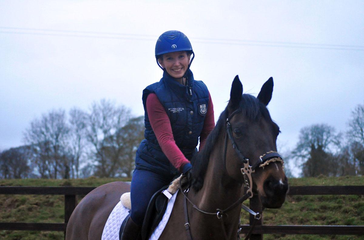 Aislinn Mckenna Horseplay