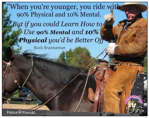 Buck Brannaman Horseplay
