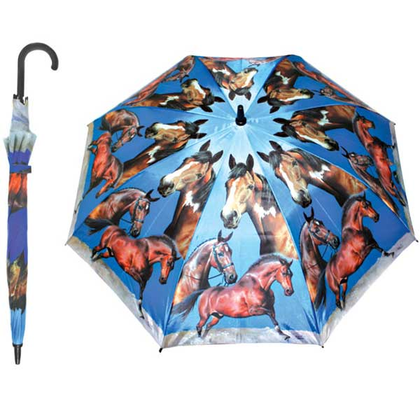 Grays Horse Umbrella
