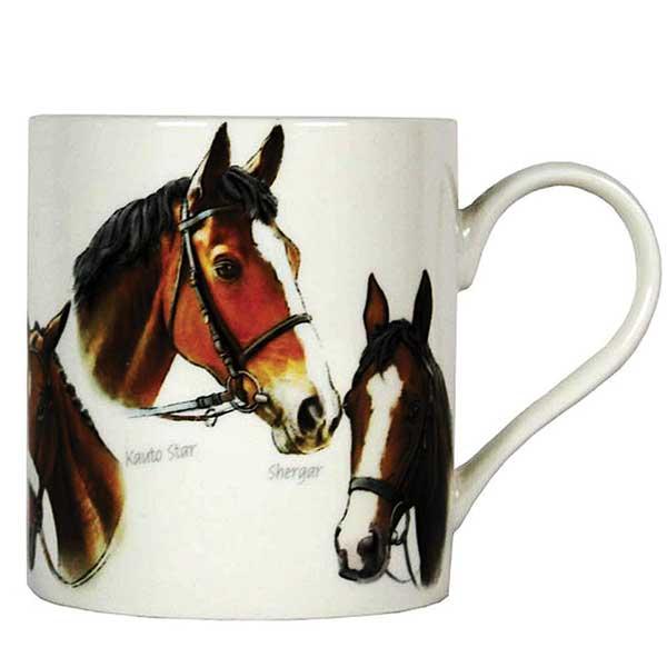 Grays Horse's Head Mug