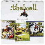 Grays Thelwell Calendar & Envelope