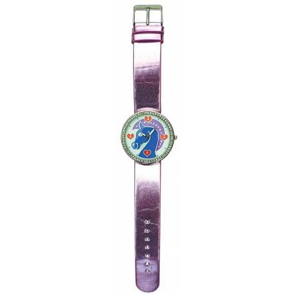 Diamante-Horsehead-Watch
