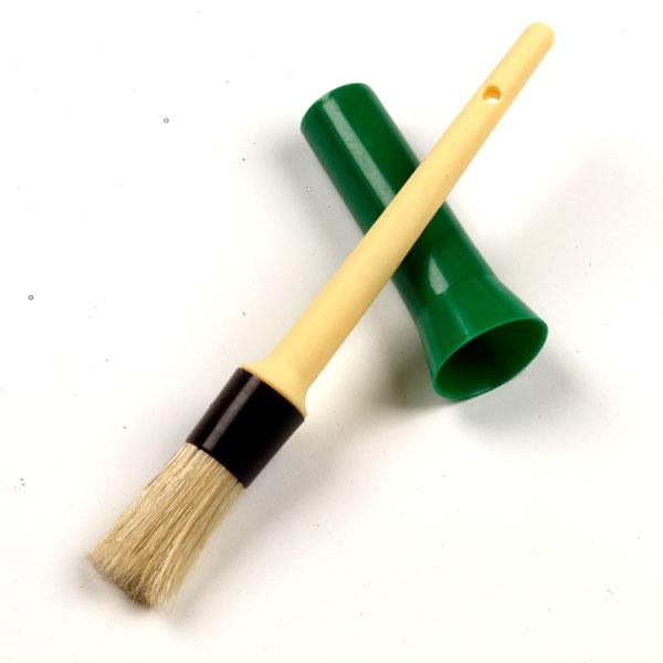 Hoof Oil Brush & Plastic Cap Cover
