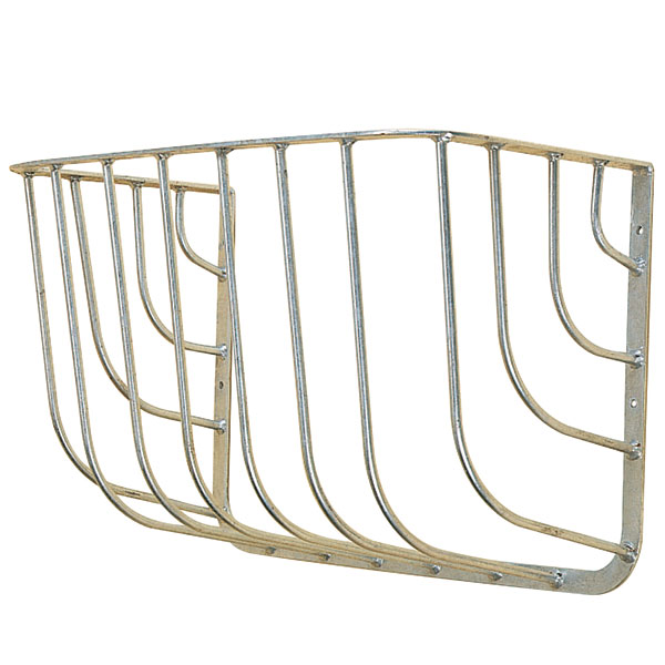 Stubbs Galvanised Wall Hay Rack