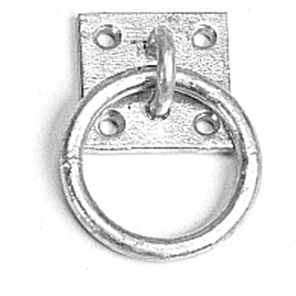 Stubbs Plate Tie Ring