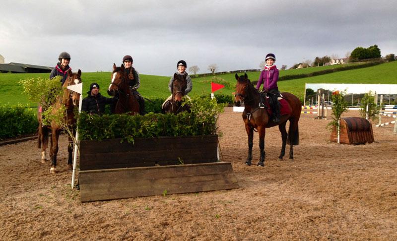 Joseph Murphy Xc Clinics Horseplay