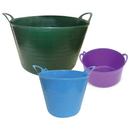 Buckets & Boxes