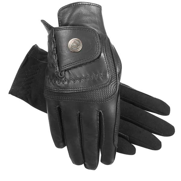 SSG-Hybrid-Glove-Black