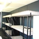 9 person bunkhouse with bathroom