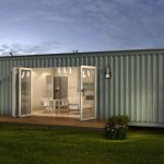 40ft Container exterior