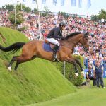 One-eyed wonder horse to retire at Hickstead
