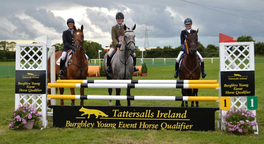 Dubarry Burghley Young Event Horse Qualifier