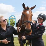 ITS 'ABSOLUTELY FABULOUS' AS HUGE CROWDS ENJOY A SUN-DRENCHED TATTERSALLS INTERNATIONAL HORSE TRIALS & COUNTRY FAIR