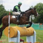 Jonty Evans to return to Tattersalls International Horse Trials & Country Fair with good memories