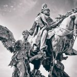 Four Historically Famous Horses