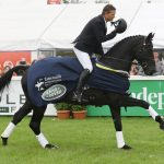 BUMPER CROWD ENJOY THRILLING WORLD CLASS CROSS COUNTRY AND SHOWJUMPING ACTION AT TATTERSALLS INTERNATIONAL HORSE TRIALS & COUNTRY FAIR